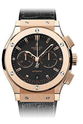 HUBLOT Classic Fusion Chrono King Gold Original