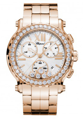Chopard Happy Sport Round Chronograph Original