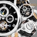 BREGUET Classique Complications Tourbillon Black Steel