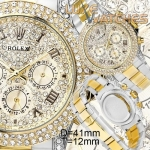 Rolex Cosmograph Daytona Gold&Diamonds