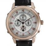Patek Philippe Sky Moon Tourbillon 5002J White
