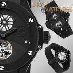 HUBLOT Big Bang Tourbillon MD Solo Bang Edition